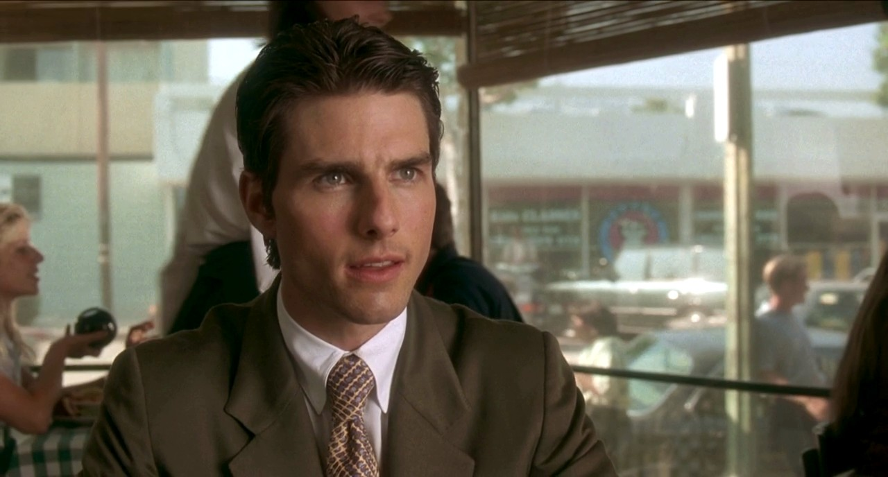 jerry maguire movie analysis Jerry maguire is a sports movie that takes place in the late 90's the movie is follows a sports agent named jerry maguire (played by tom cruise) who at the beginning of the movie is.